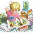 Kaj že vem o knjigah …
