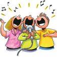 Praznične karaoke za celo družino